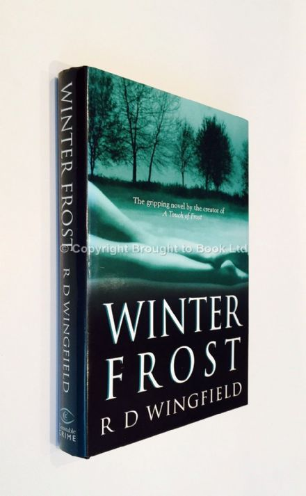 Winter Frost Signed by R D Wingfield First Edition Constable 1999